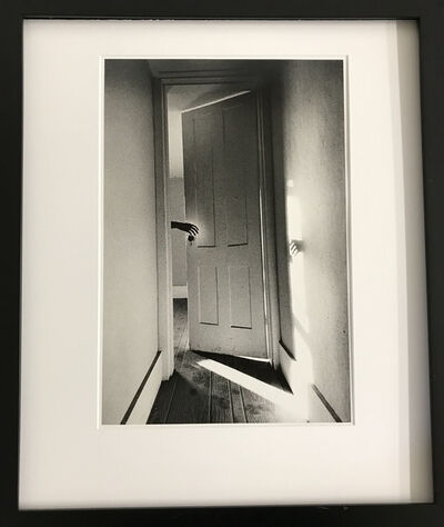 Ralph Gibson, 'Hand Through Doorway', 1969