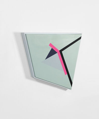 Zin Helena Song, 'Flat Polygon 2 #2', 2015