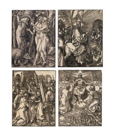 Albrecht Dürer, 'The Small Woodcut Passion (B. 17-53; M., Holl. 125-161; S.M.S. 187-222)', 1508-1510
