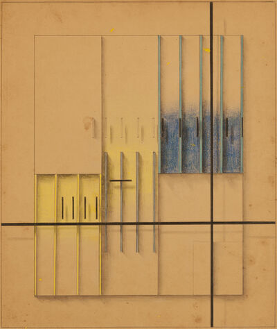 Charles Biederman, 'Untitled, March 1947', 1947
