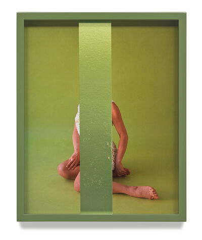 Elad Lassry, 'Untitled (Green)', 2014