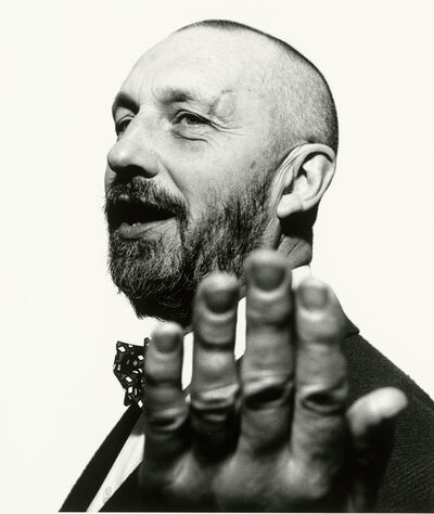 Jérôme Schlomoff, 'Georg Baselitz', 1989