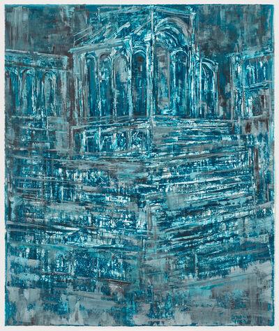 Diana Al-Hadid, 'Blueprint', 2017