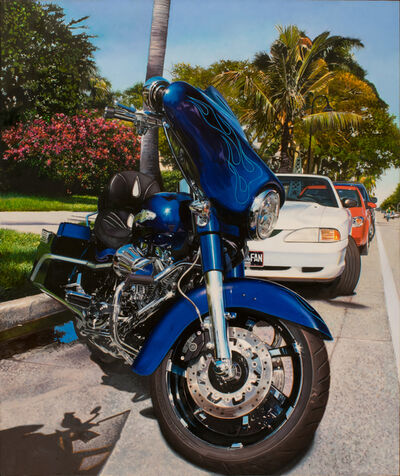 Tom Blackwell, 'Screamin' Eagle Harley, Naples, FL', 2015