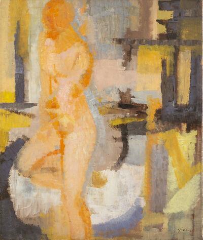 Giuseppe Ajmone, 'Untitled (Nudo)', 1956