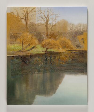 Astrid Preston, 'Golden Landscape', 2017