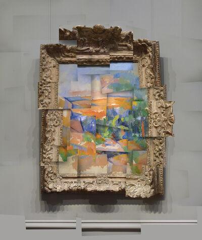 Franz Jantzen, 'Study No. 32 (I like Cezanne)', 2009