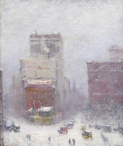 Guy Carleton Wiggins, 'Fifth Avenue at Madison Square', 1903-1962
