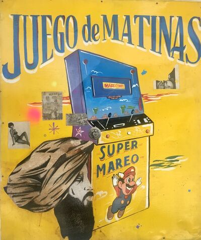 Armando Lerma, 'Super Mareo', 2018