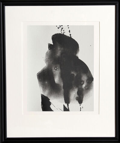 Robert Motherwell, 'Octavio Paz, Three Poems III', 1987