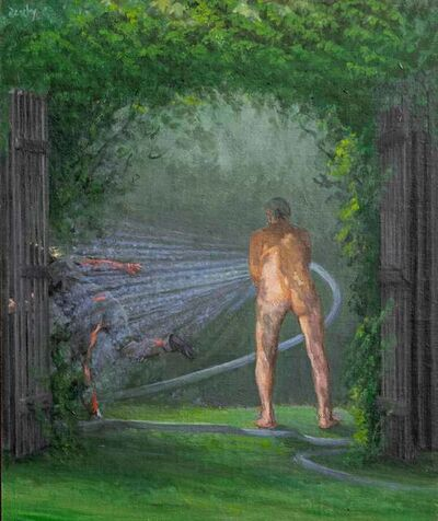 Jillian Denby, 'Spray', 2021