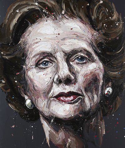 Paul Oz, 'Mrs T', 2015