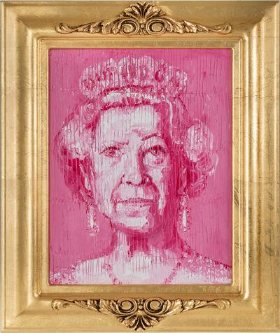 Hunt Slonem, 'Her Majesty', 2021