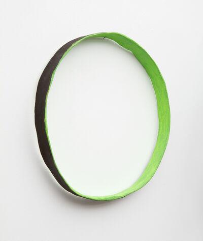 Toshiro Yamaguchi, 'Emptiness green', 2016