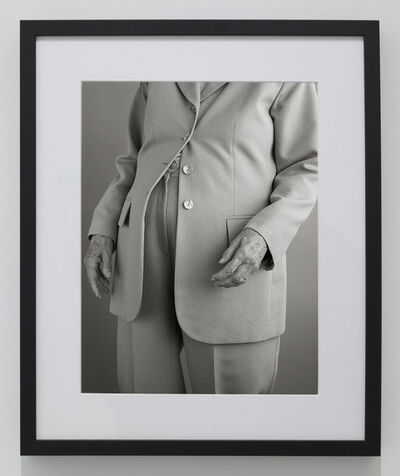 Joe Mama-Nitzberg, 'May Nitzberg in a Polyester Suit', 2011