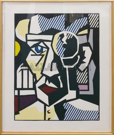 Roy Lichtenstein, 'DR. WALDMANN', 1980