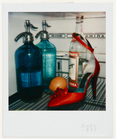 Mark Golderman, 'Untitled (Red Shoe & Refrigerator)', 1976