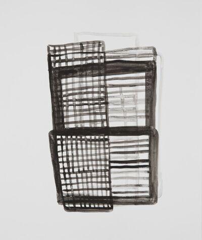 Susan Hefuna, 'Cairotrace', 2014