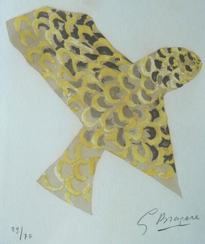 Georges Braque, 'The Raptor | Le Rapace', 1963
