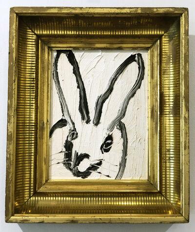 Hunt Slonem, 'White Rabbit', 2020