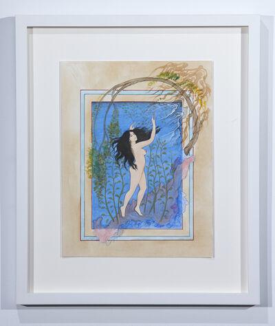 Hiba Schahbaz, 'Daphne Turning Into a Tree', 2017