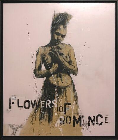 Guy Denning, 'Flowers of  romance', 2017