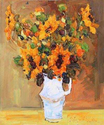 Zhou Shilin, 'Sunflowers #4', 2013