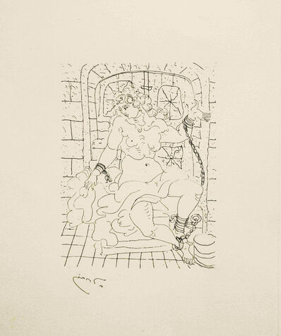 André Derain, 'The Prisoner', ca. 1969
