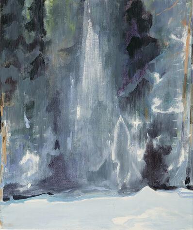 Eric Aho, 'Hemlocks Winter Field Edge', 2020