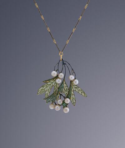 René Lalique, 'Lalique Pendant', 1901