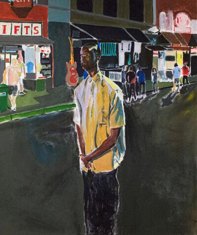 Zakariya Abdul-Qadir, 'Jon on Beale St.', 2021