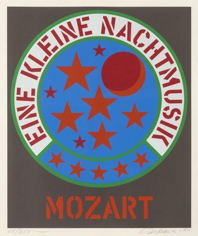 Robert Indiana, 'Eine kleine Nachtmusik (Sheehan 62)', 1971