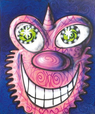 Kenny Scharf, 'Powface', 1983