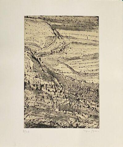 ARPAD SZENES, 'Le monde de l'art n'est pas le monde du pardon ', 1974