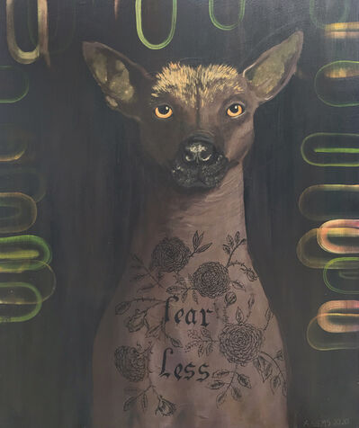 Anne Siems, 'Fear Less', 2020