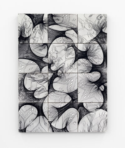 Martin Soto Climent, 'Crisol de luces y sombras', 2018