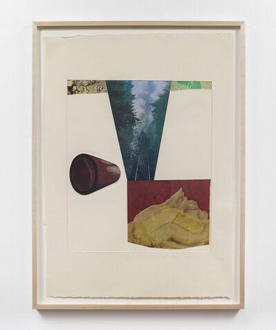 Robert Rauschenberg, 'Horsefeathers Thirteen-VI', 1972