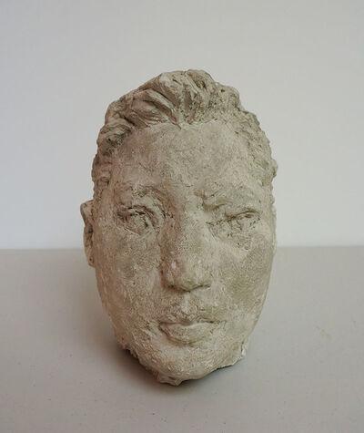 Kwon Jinkyu, 'The Head of Woman', 1964