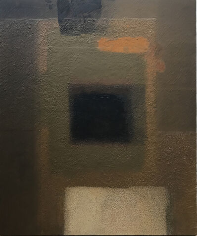 Katsuyoshi Inokuma, 'IN BROWN May'18', 2018