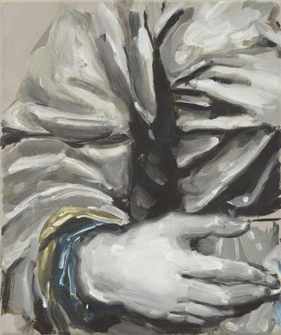 Michaël Borremans, 'The Prophecy', 1999