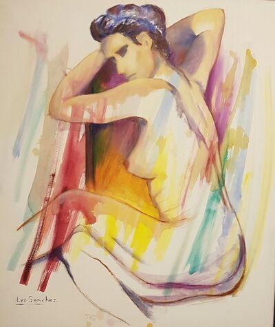 Luz Sánchez, 'Momentos', 2017