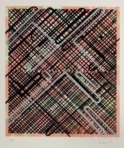 Ed Moses, 'SHAGO SERIES', 1989