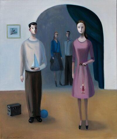 Sonia Martin, 'Entrance', 2016