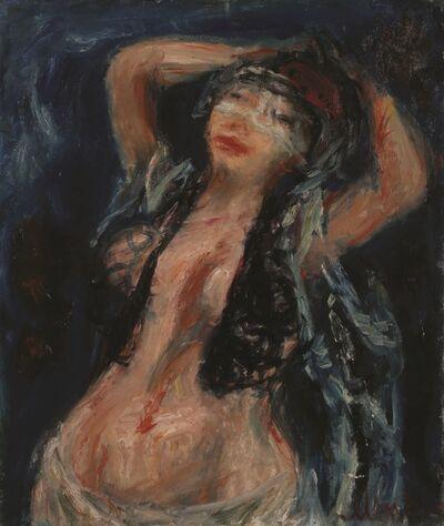 Sigmund Menkes, 'Girl', 1896-1986