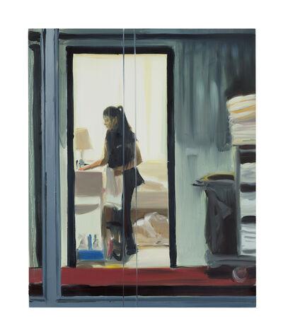 Caroline Walker, 'Vanity, Room 425', 2018