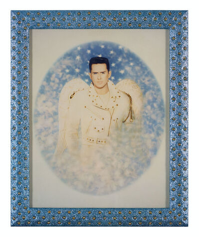 Pierre et Gilles, 'Holly (Holly Johnson)', 1993