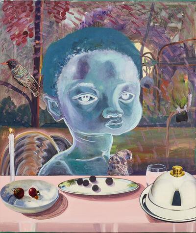 Ndidi Emefiele, 'Celestial diners I', 2020