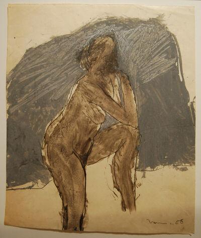 Manuel Neri, 'Untitled', 1958