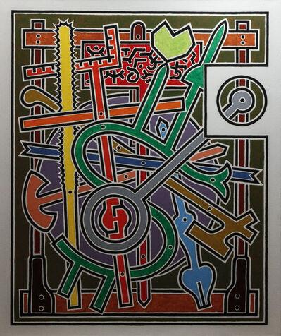 Tom Green, 'Gong', 1988