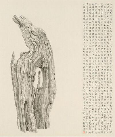 Zhang Yirong 張藝蓉, 'AgilawoodII', 2014